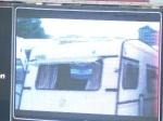El anuncio de las banderas en el videomarcador