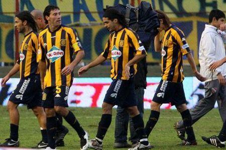 Kily Gonzalez se retira tras la derrota ante Independiente