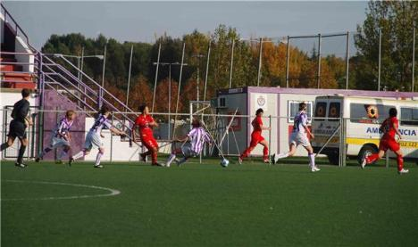 Valladolid-Real Sociedad 2-femenino
