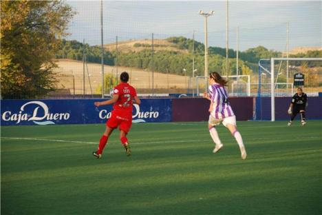 Valladolid-Real Sociedad 5-femenino