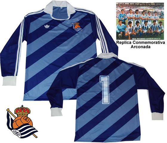 Camiseta Real Sociedad Zaldúa
