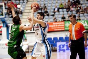 Uriz fue el MVP del partido