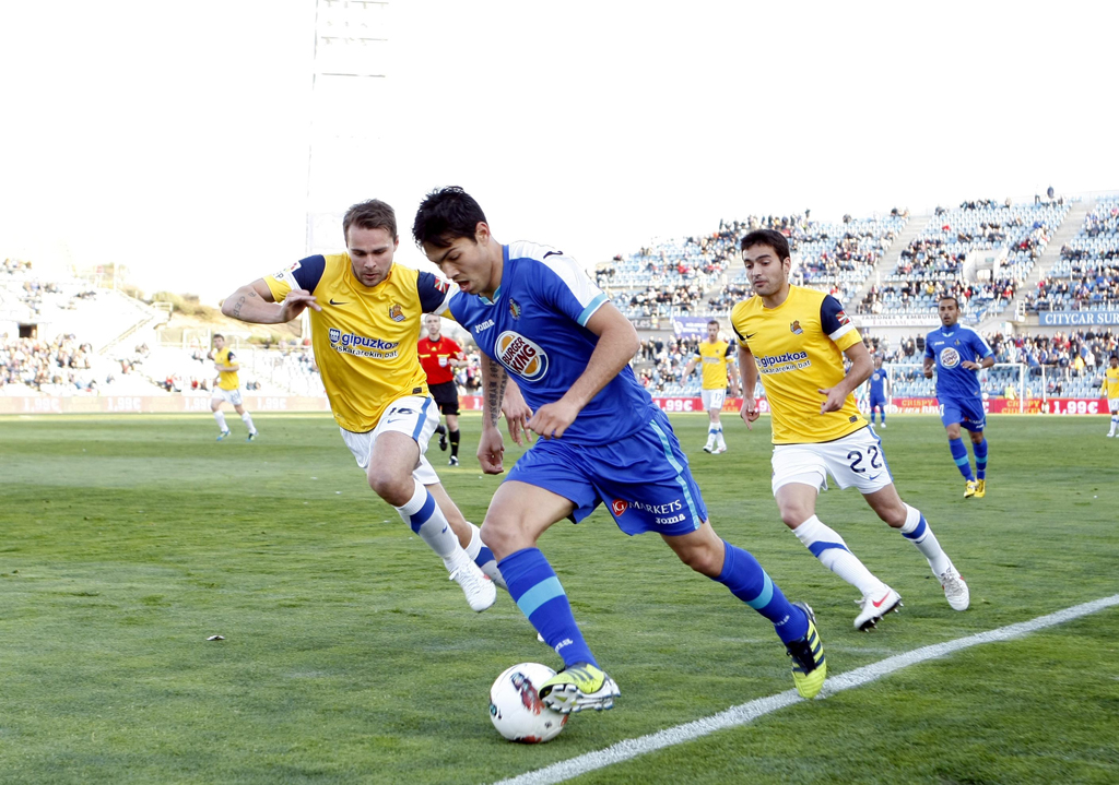 Minuto A Minuto Getafe 1 Real Sociedad 0