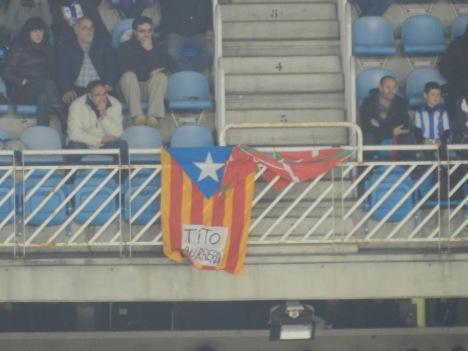 apoyo a Tito Vilanova