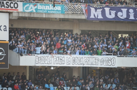 pancarta contra Badiola 1