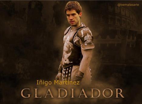 iñigo, gladiator
