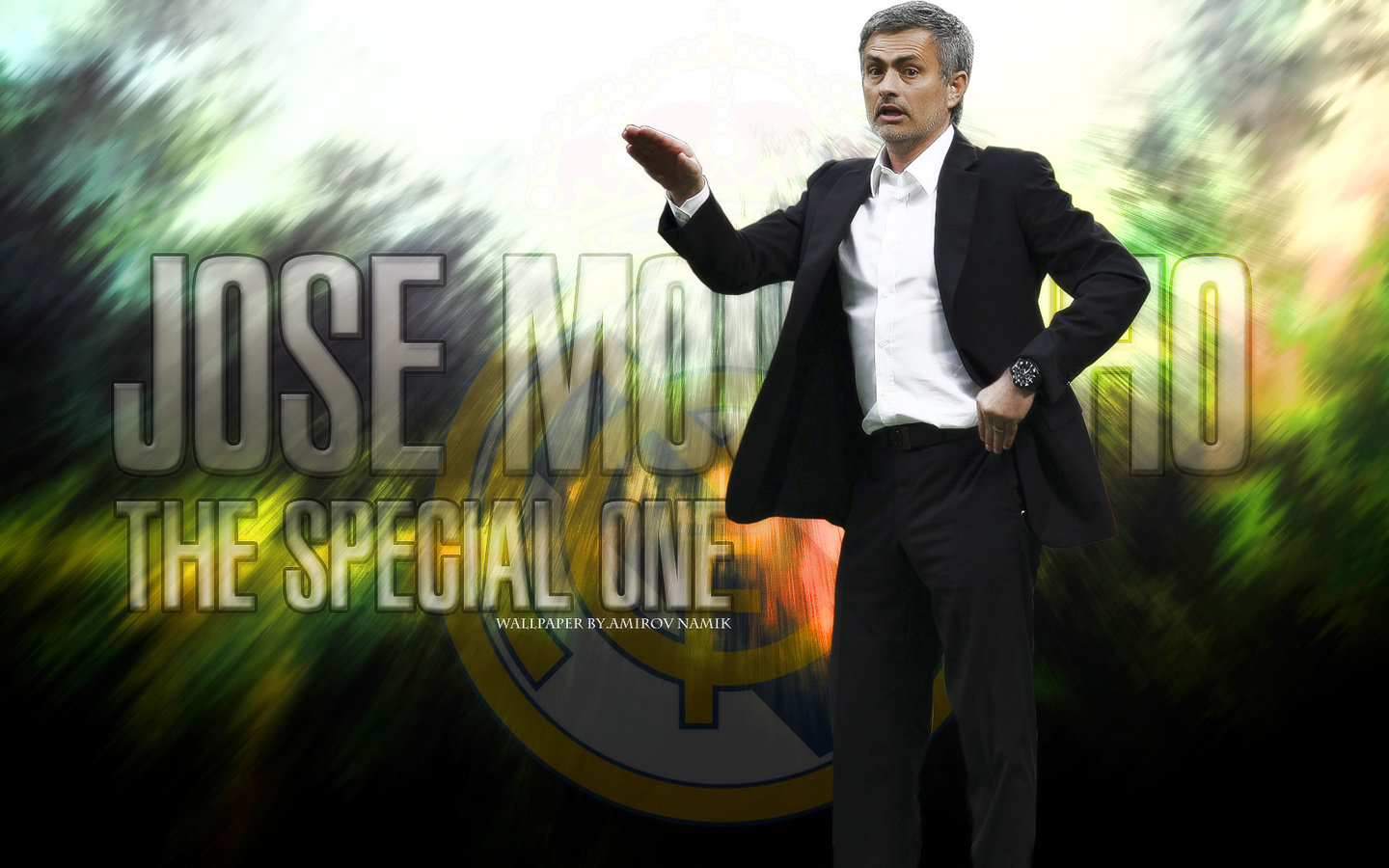 Jose Mourinho Wallpaper The Special One Jose Mourinho The Special One