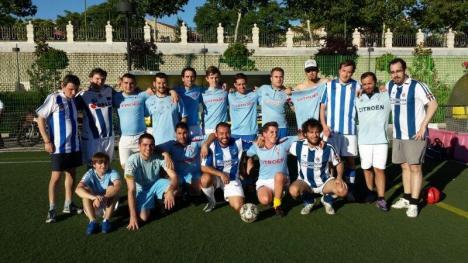 peñistas-Celta-Real Sociedad