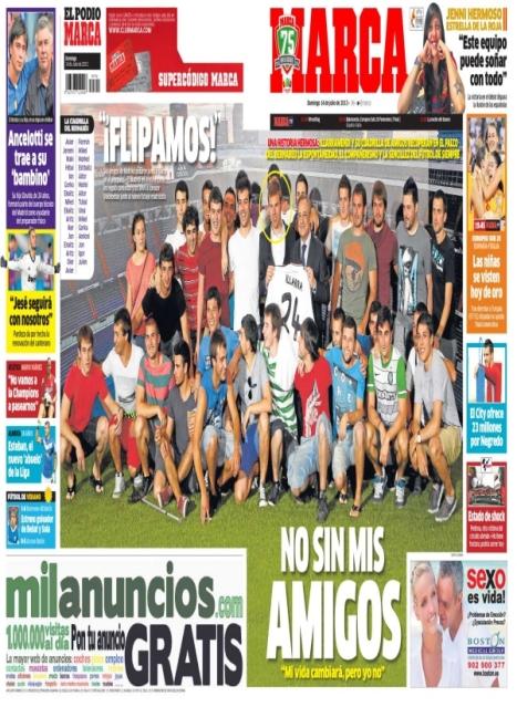 portada de marca-illarra y sus amigos