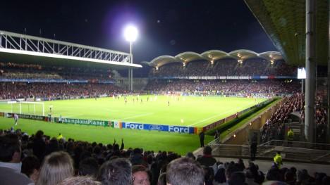 estadio Gerland 2