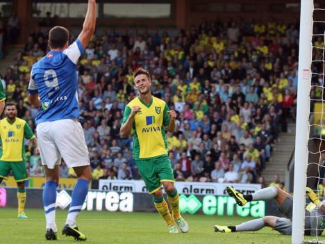partido Norwich-Real Sociedad 1