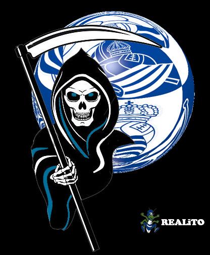 la muerte - real sociedad