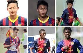 jovenes y barcelona